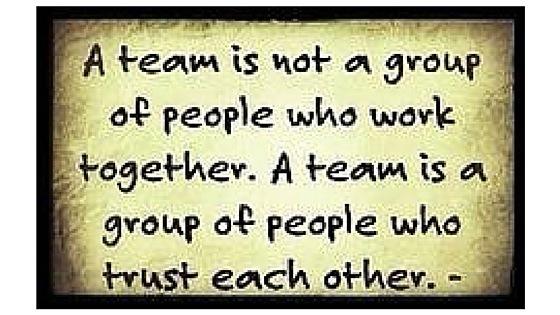 samenwerking verbeteren in een team