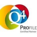 Wij zijn een Q4 Certified partner